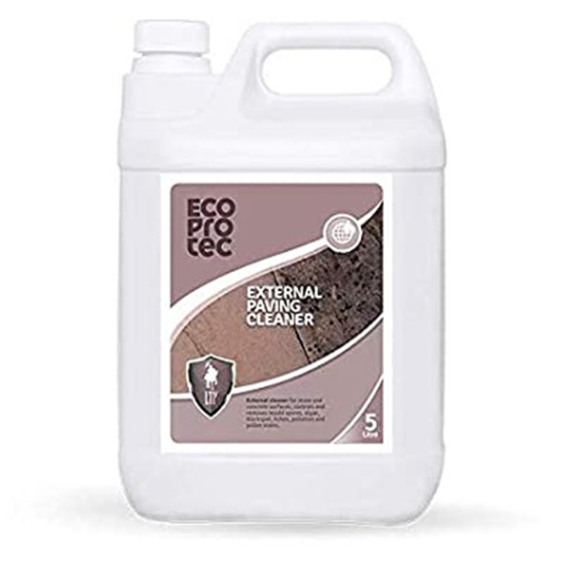 LTP Ecoprotec External Paving Cleaner - 5L - Clear