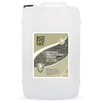 LTP Ecoprotec Natural Finish Stone Sealer - 25L