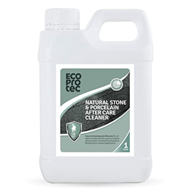 LTP Ecoprotec Natural Stone & Polished Aftercare Cleaner - 1L - Clear