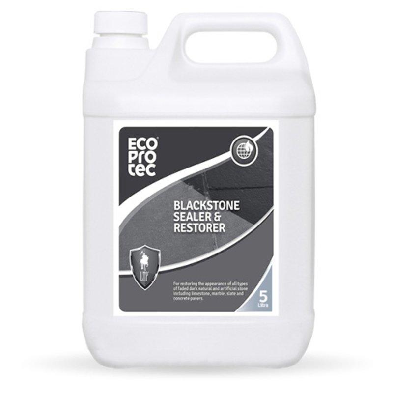 LTP Ecoprotec Blackstone Sealer & Restorer - 5L - Clear