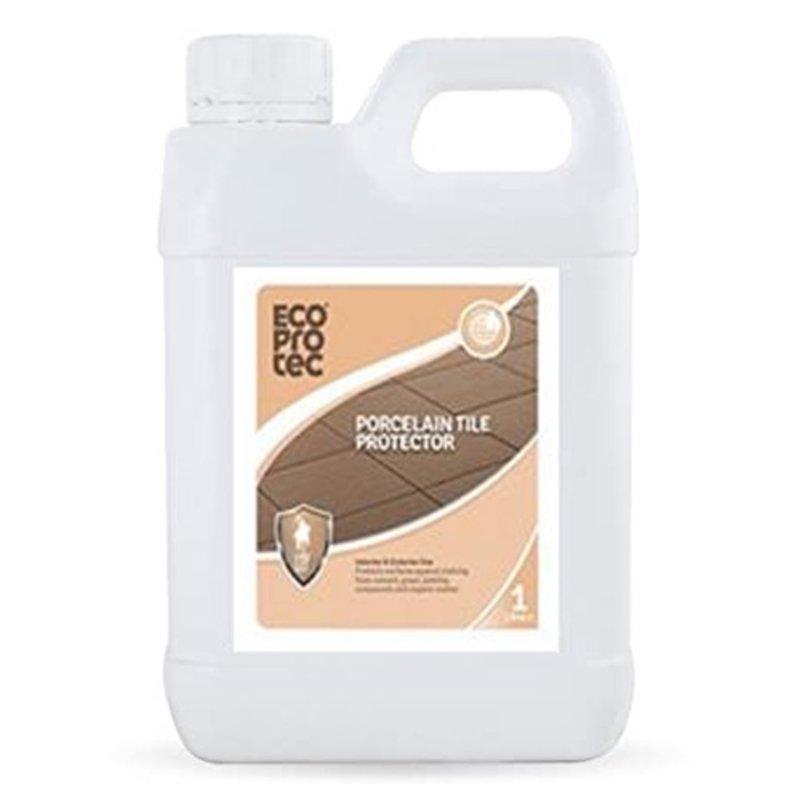 LTP Ecoprotec Porcelain Tile Protector - 1L - Clear