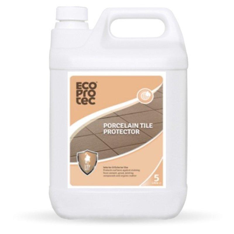LTP Ecoprotec Porcelain Tile Protector - 5L - Clear