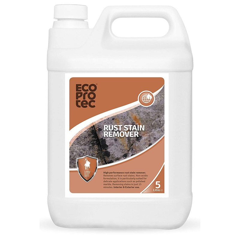 LTP Ecoprotec Rust Stain Remover - 5L - Clear