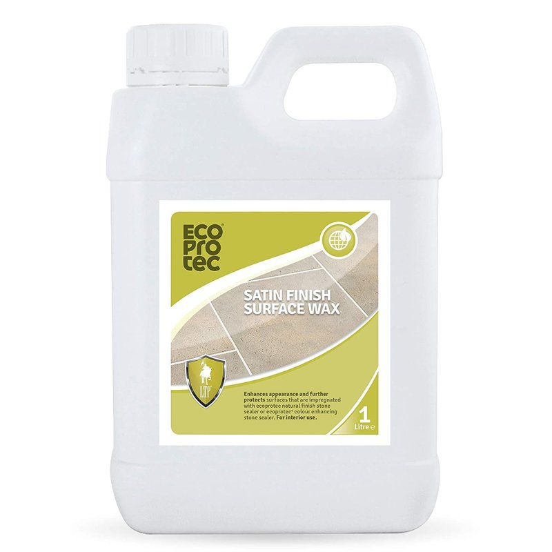 LTP Ecoprotec Satin Finish Surface Wax - 1L - Clear