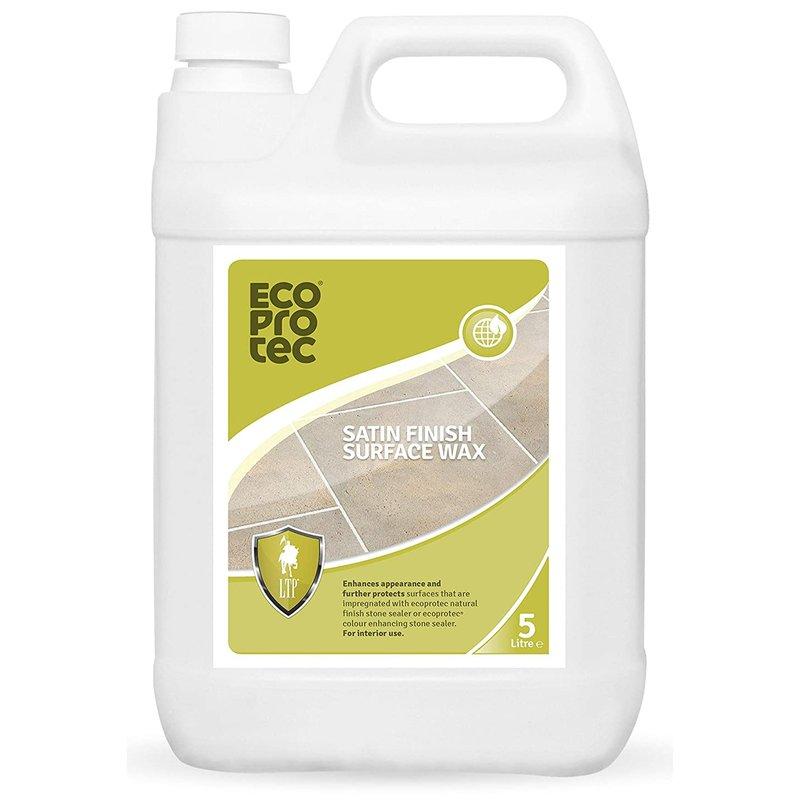 LTP Ecoprotec Satin Finish Surface Wax - 5L - Clear