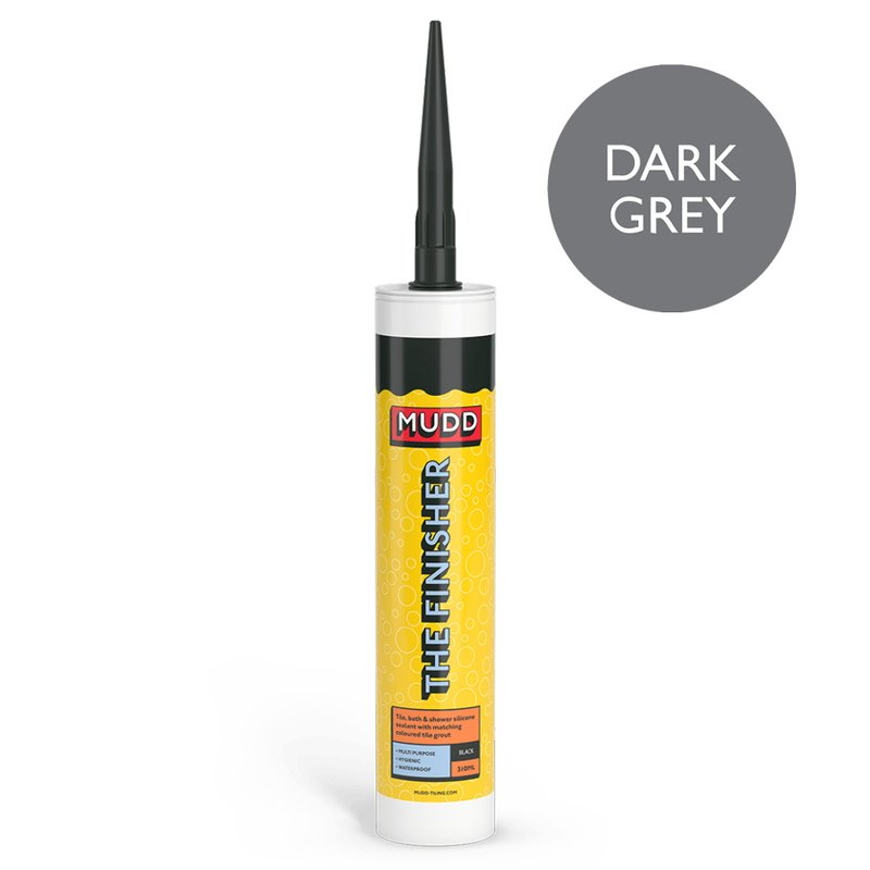 Mudd The Finisher Sealant Cartridge - 310ml - Dark Grey