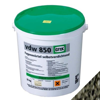 GFTK VDW 850 Plus Epoxy Paving Grout - 25KG