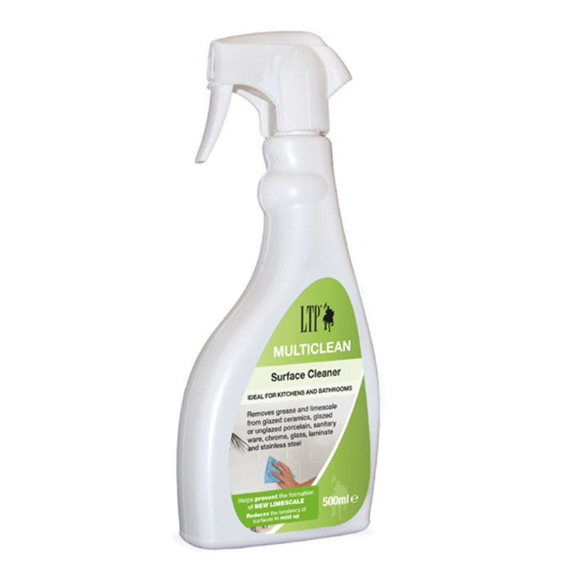 LTP Ecoprotec Multipurpose Cleaner - 500ml - Clear