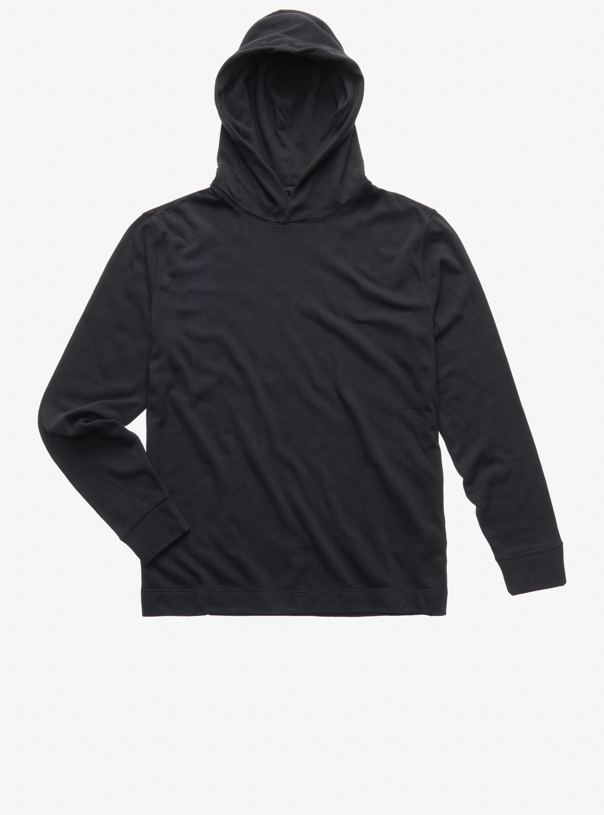 TEN C - DIPDYED SWEAT - Black - TEN C