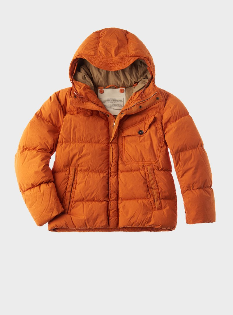 SURVIVAL DOWN JACKET