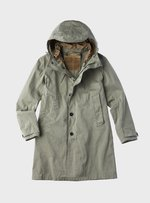 TEN C - THUNDERSTORM PARKA - Green Sage - TEN C