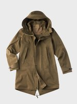 TEN C - CORE PARKA ADHESIVE CONSTR. - Dark Green - TEN C