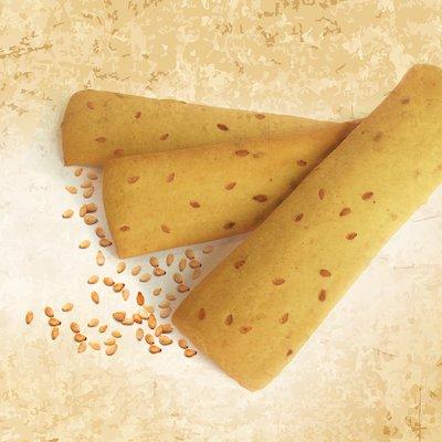 Sesame-flavoured T-smech