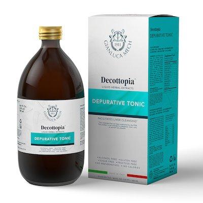 Tónico depurativo (sin gluten)