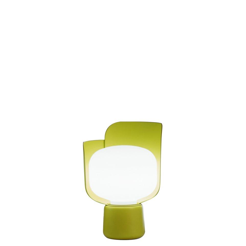 Blom Medium yellow Table Lamp
