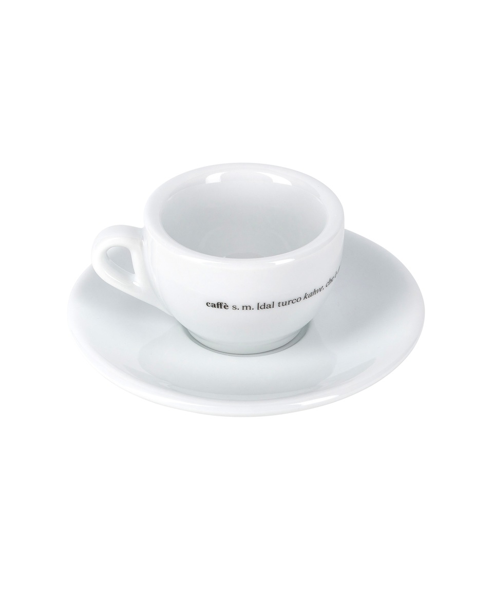 Tazzina Caffè Definizione