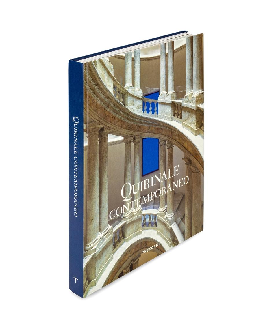 Catalogo d'arte Quirinale contemporaneo 2019 - 2021