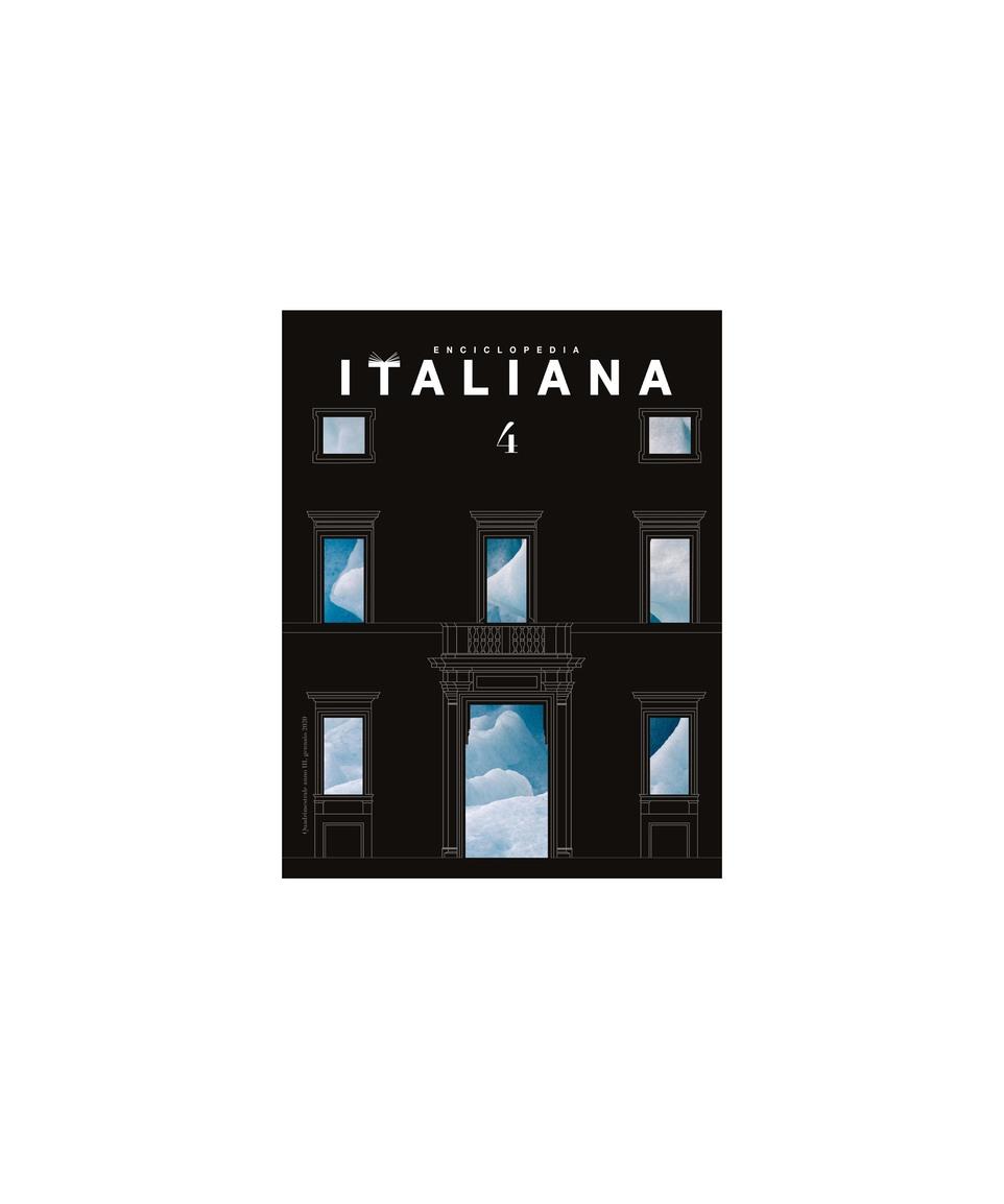 Rivista «Enciclopedia Italiana», n. 4/gennaio 2020