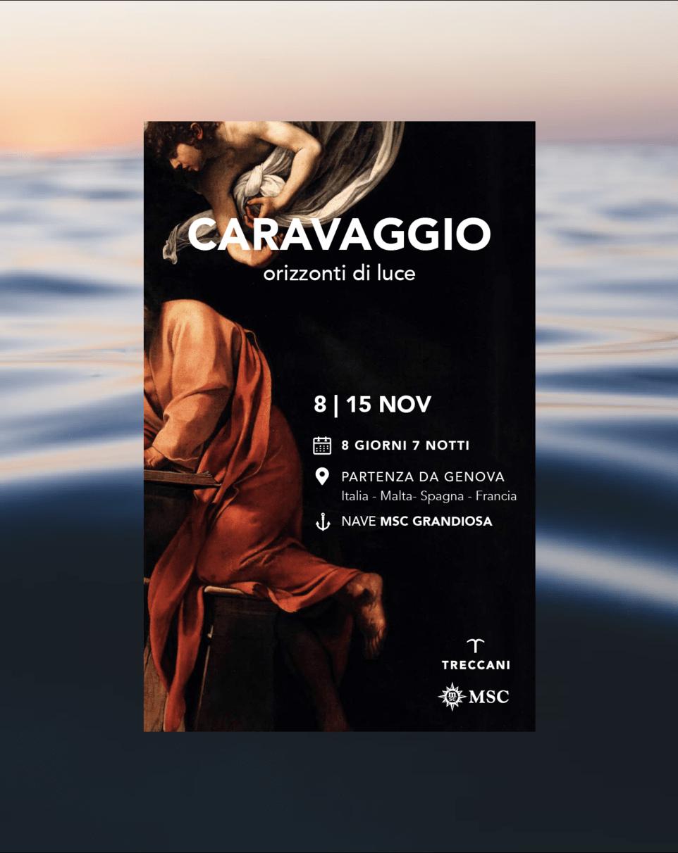 Caravaggio: Orizzonti di luce