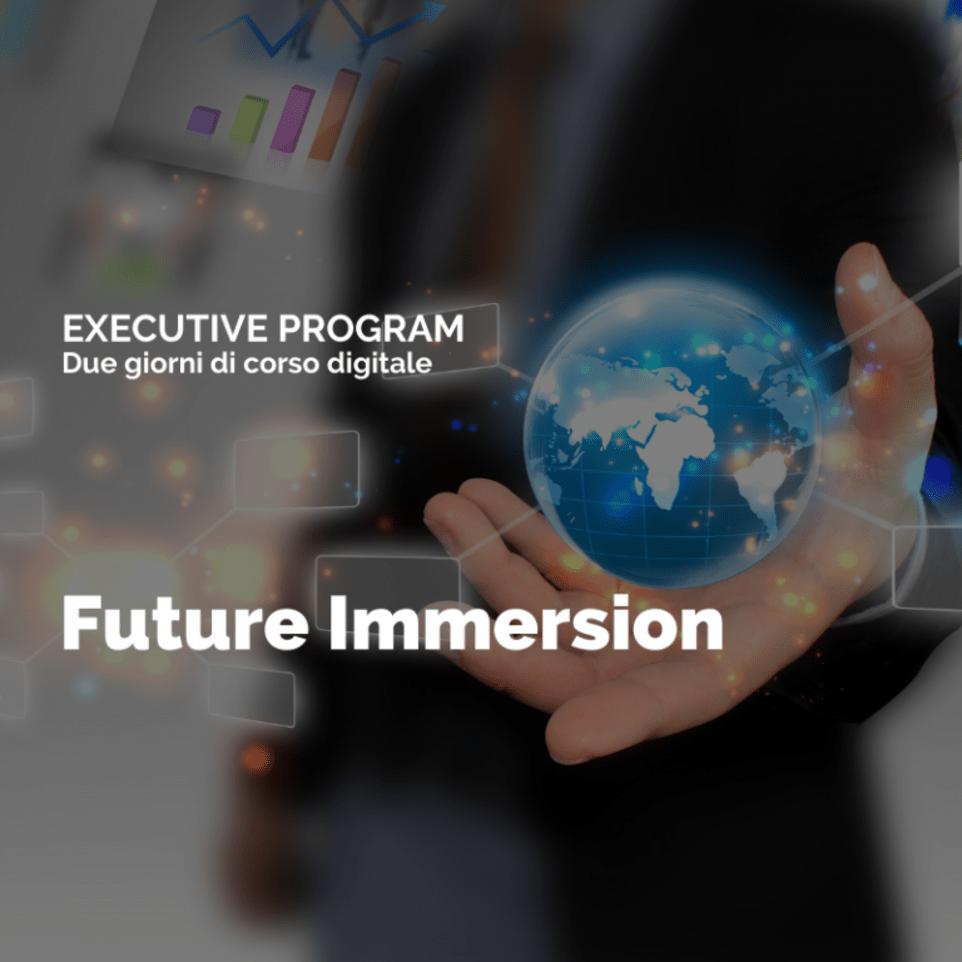 Future Immersion – Executive program
