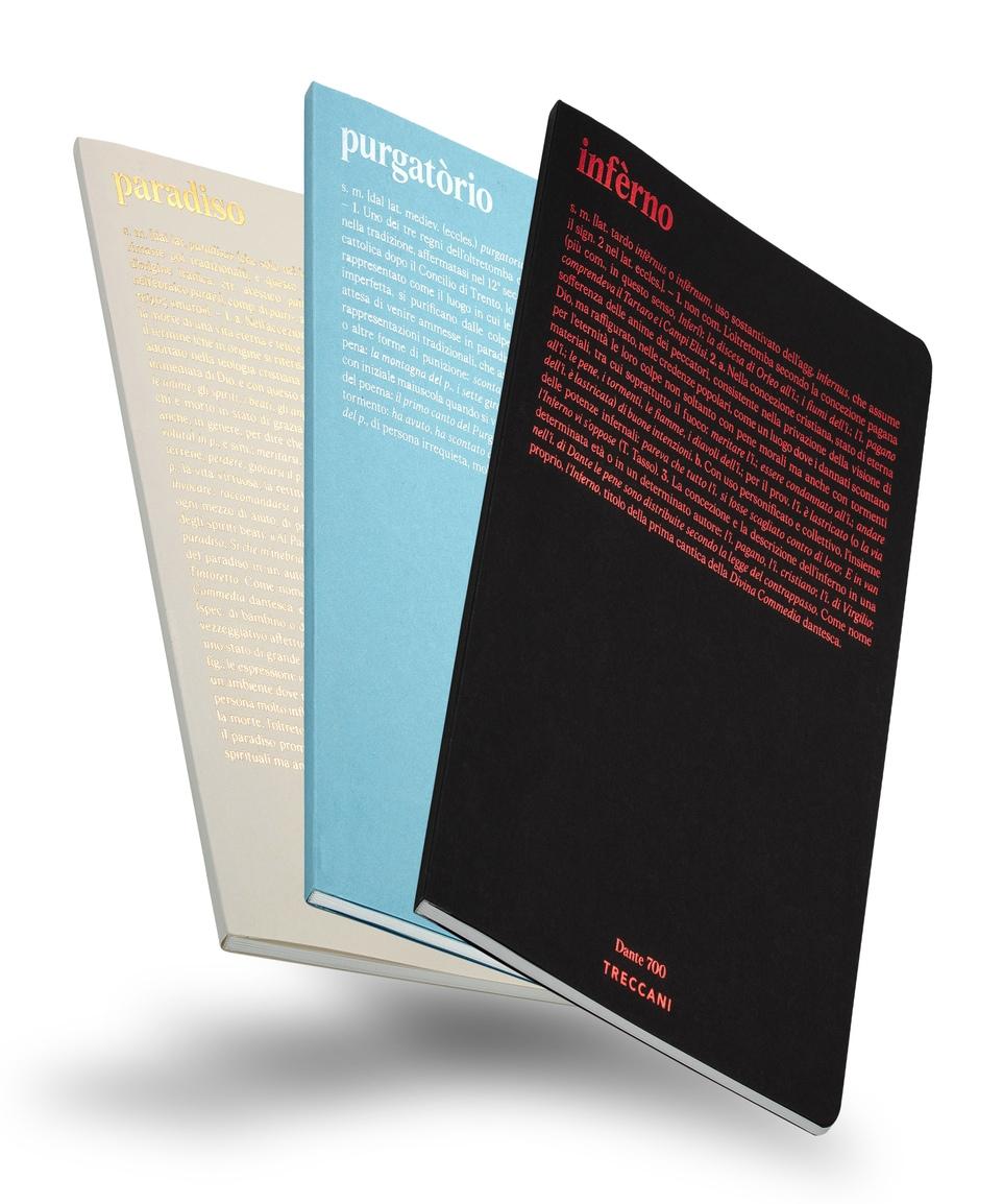 Set Quaderni Dante 700