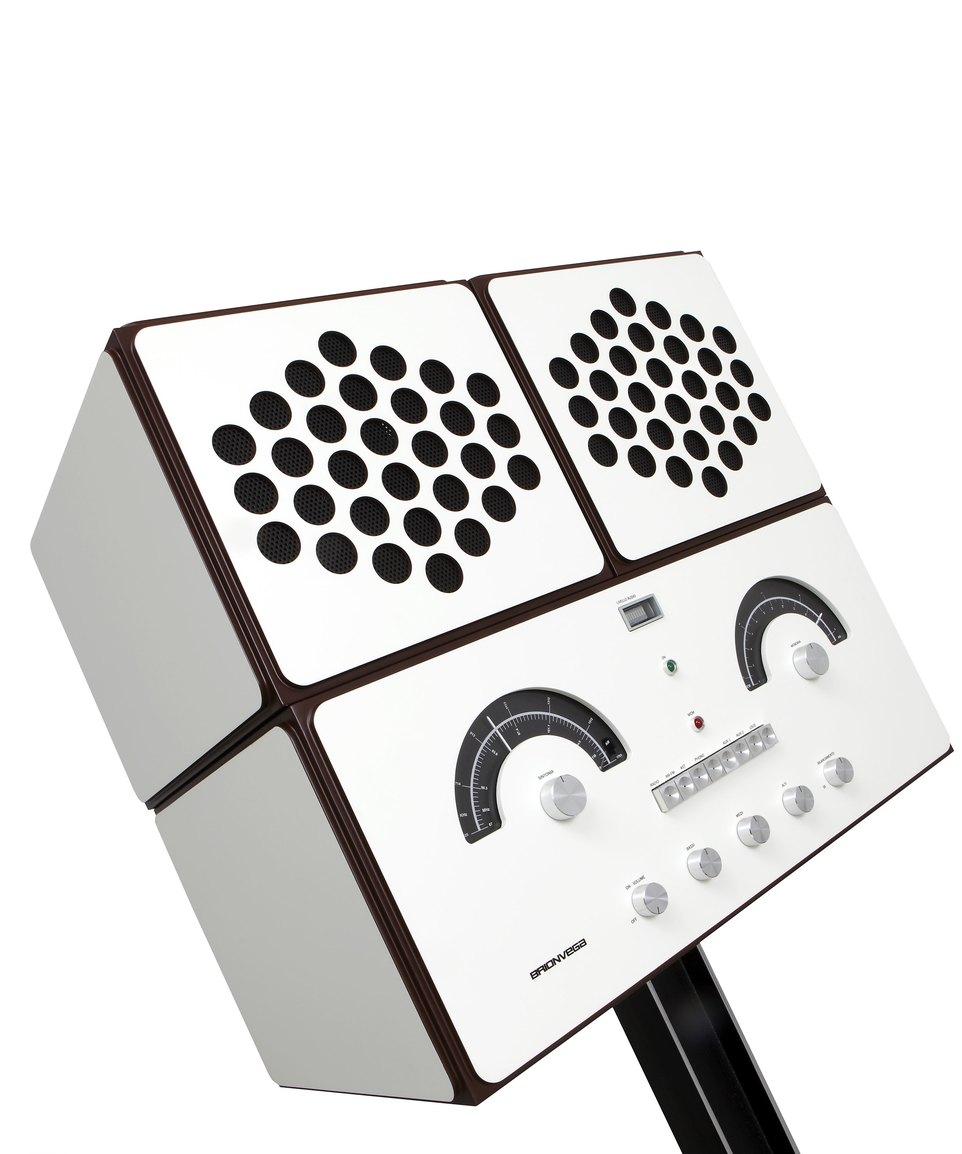 Radiofonografo Bianco