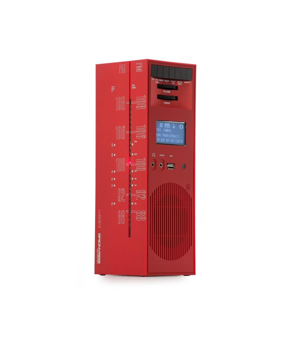 Radio grattacielo Rosso