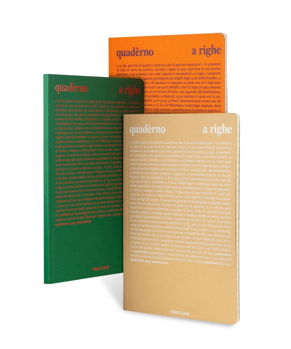 Set tre Quaderni