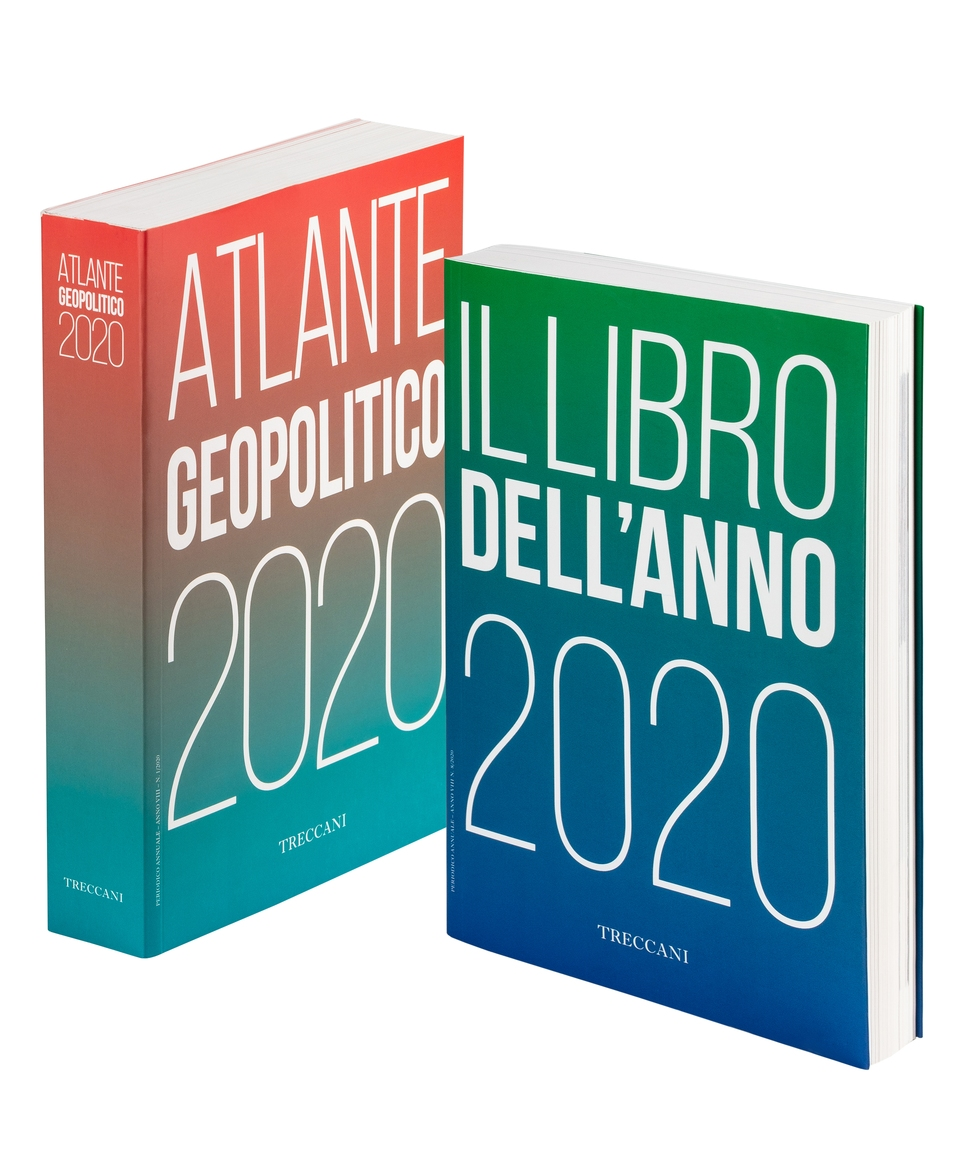 Geopolitical Atlas 2020 & Book of the Year 2020