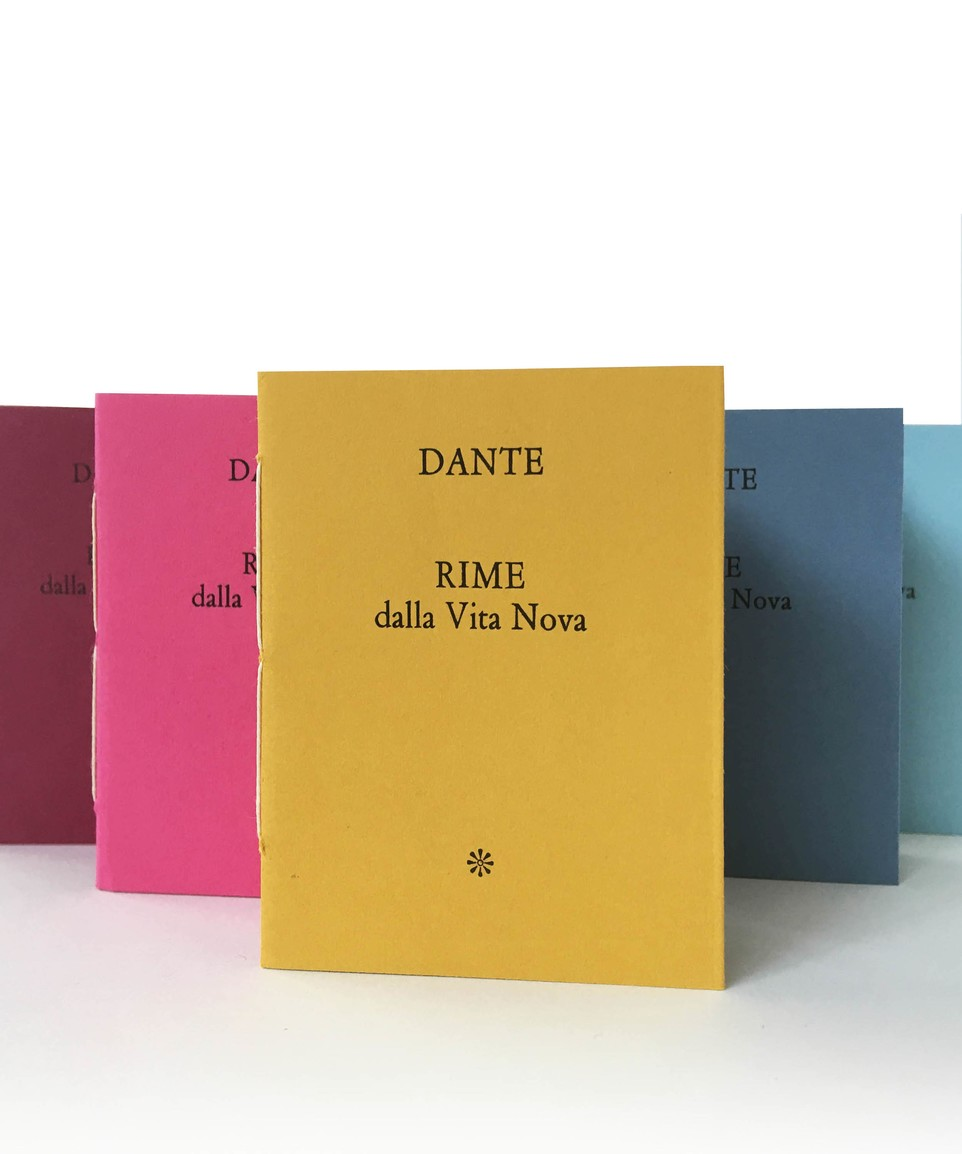 Rime Dalla Vita Nova (Rhymes From Dante's Vita Nova)