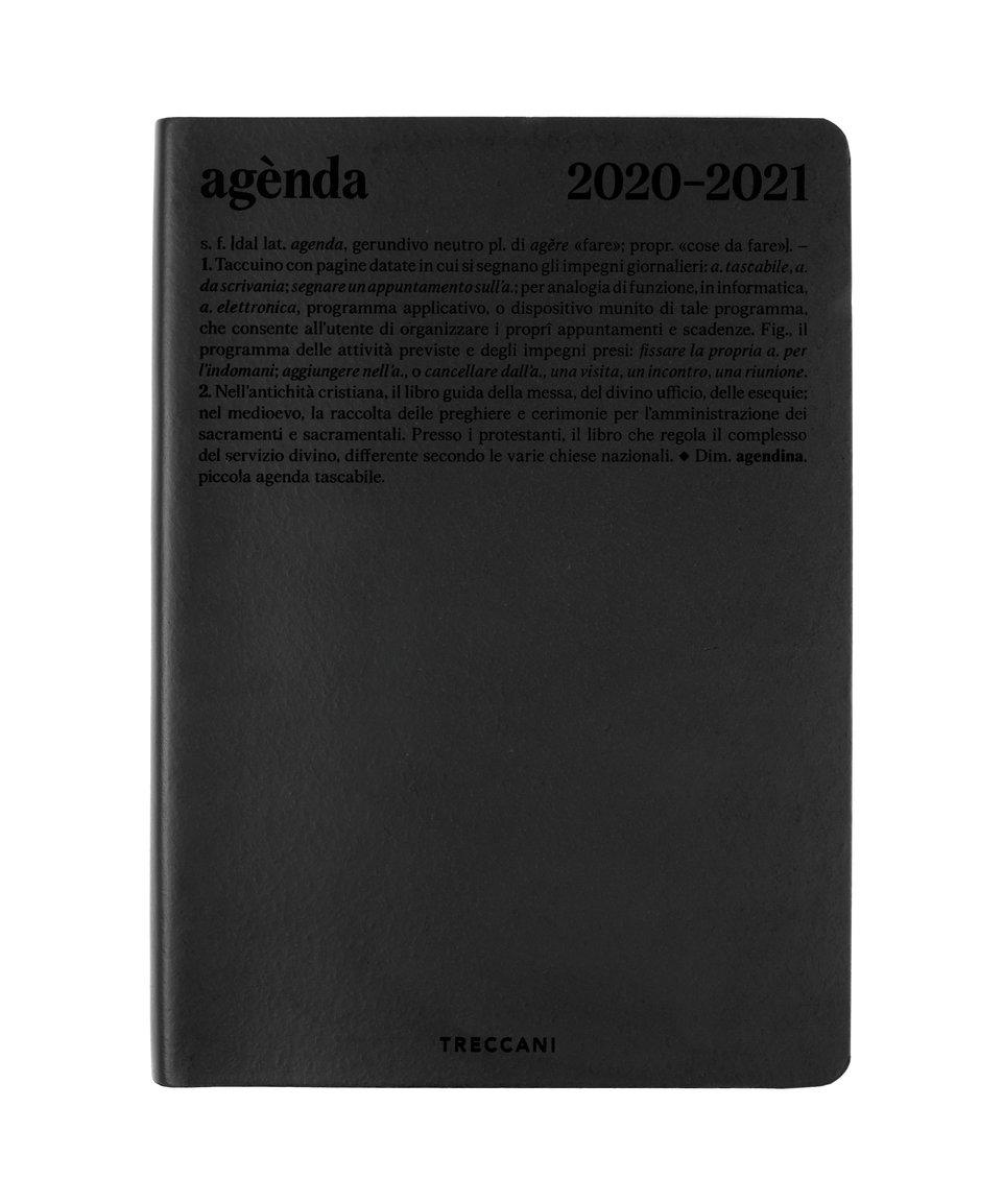 Agenda Settimanale 18 Mesi con Spazio per Note