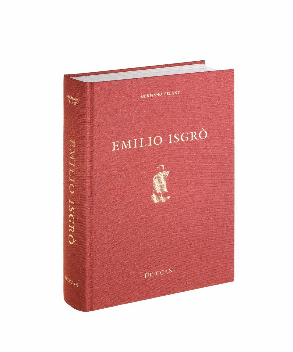 Emilio Isgrò, by Germano Celant