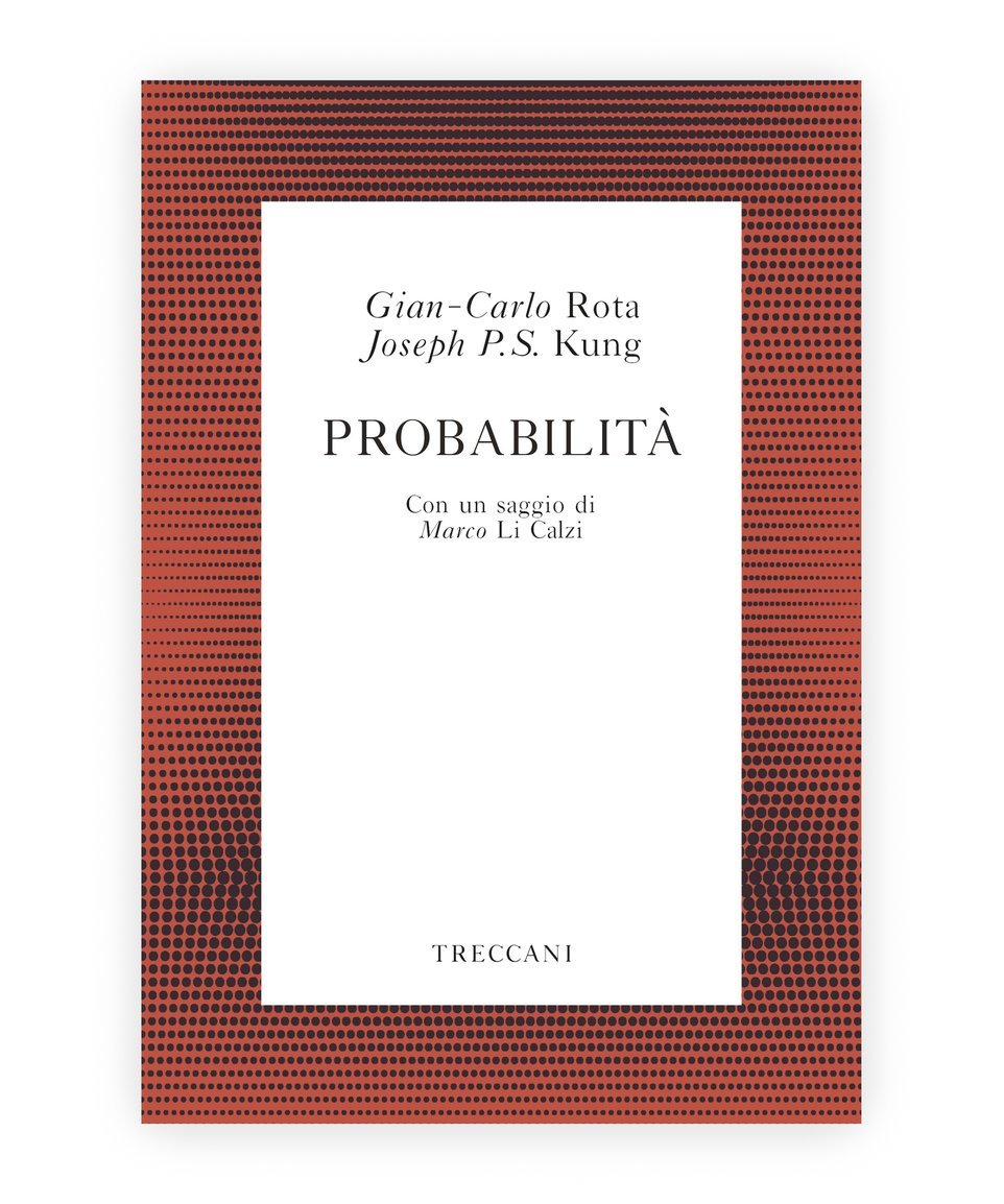 Probabilità, Rota and Kung
