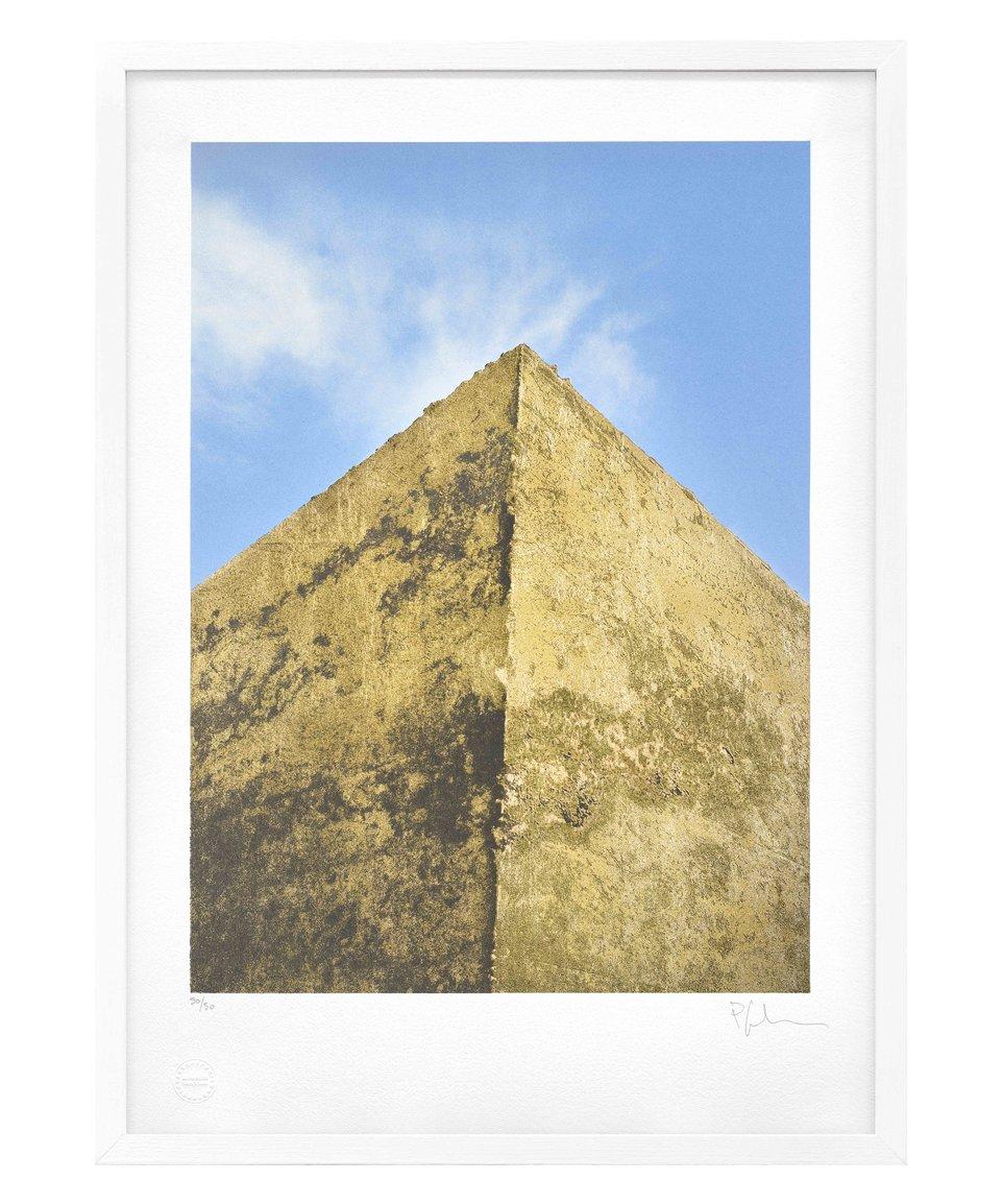 My gold is yours (Stampa Treccani), Piero Golia