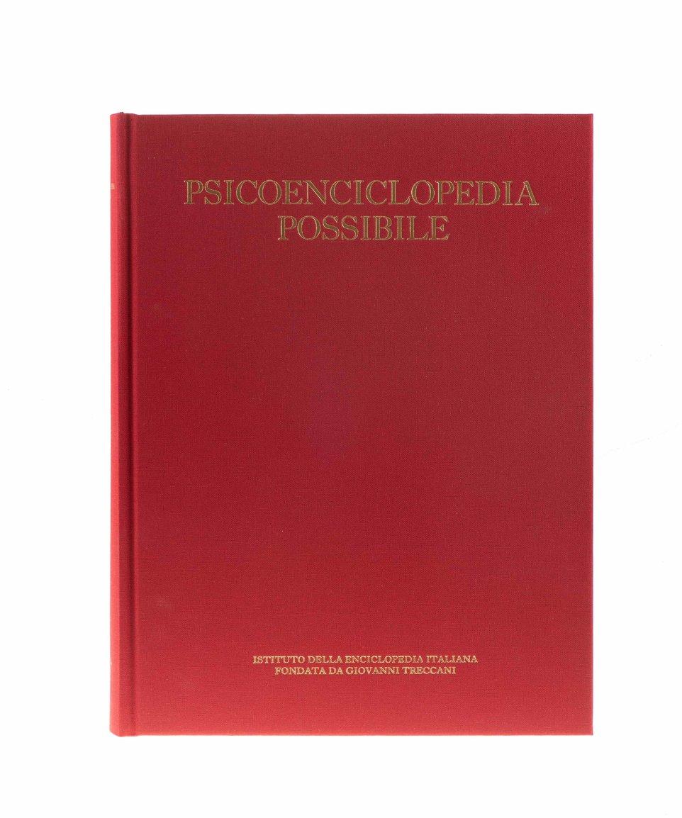 Psicoenciclopedia Possibile, Gianfranco Baruchello