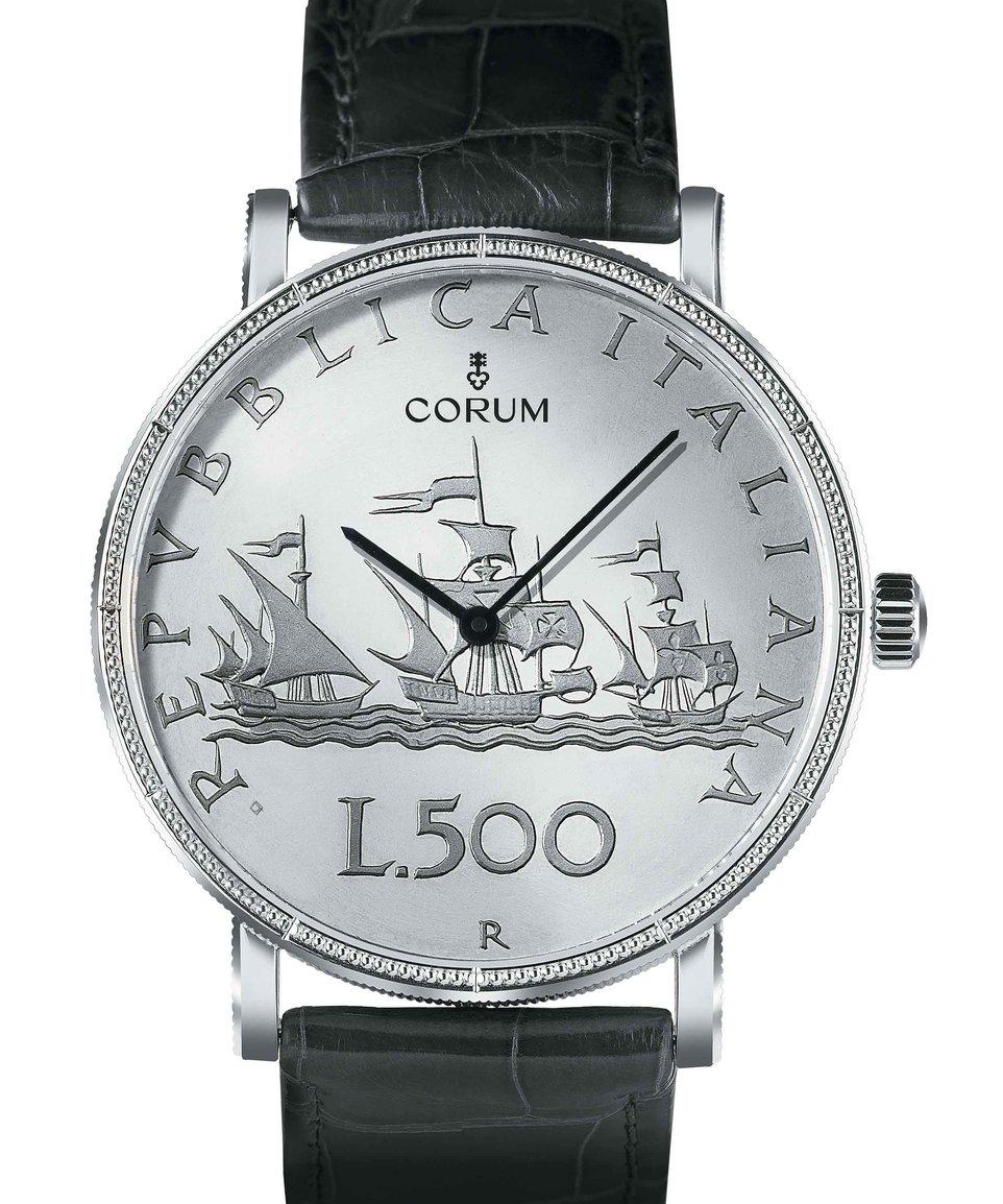 Coin Watch Caravelle Controvento acciaio