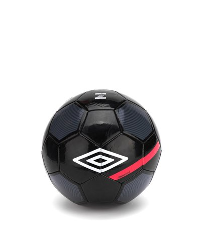 Pallone da calcio in PVC soft touch - Nero