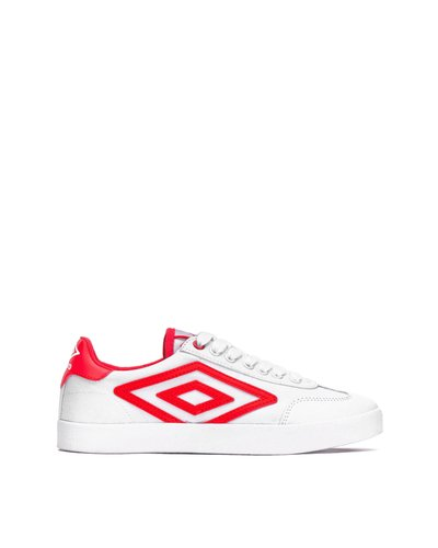 Reborn CVS W lace-up sneakers - Red