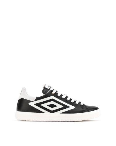 Classic Italian Sneaker - Sneaker stringata in pelle