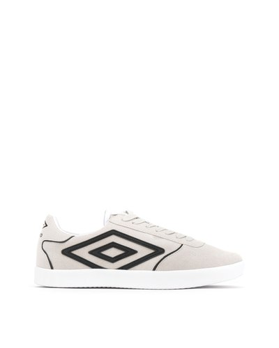 Reborn SD lace-up sueded sneakers