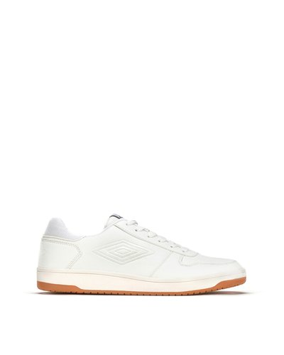 Assist Low lace-up sneakers - White
