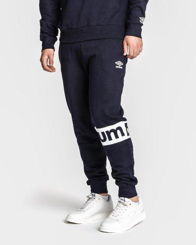Pantaloni in cotone con stampa