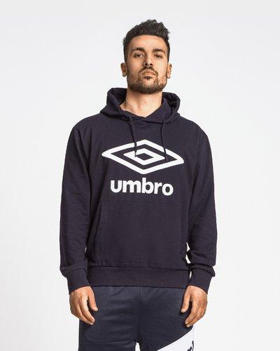 Brushed fleece hoodie