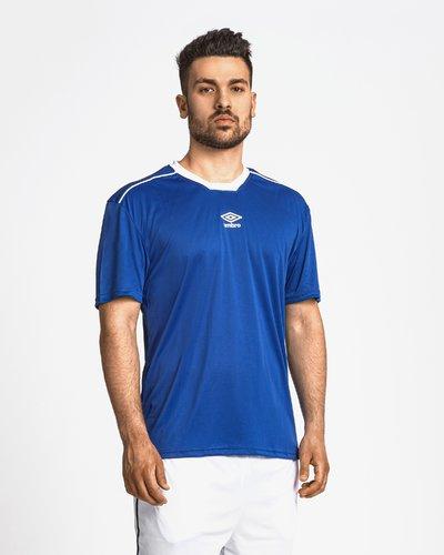 Soccer-inspired t-shirt - Light Blue