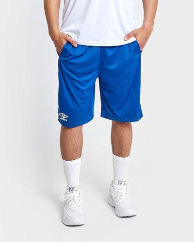 Soccer-inspired shorts - Light Blue