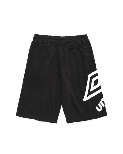 Shorts with side print