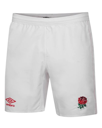 Umbro Rugby England Home Replica Short - Bianco