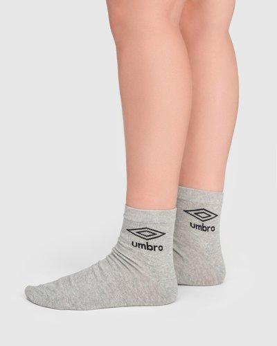 Confezione da 3 paia di calzini sneakers alla caviglia