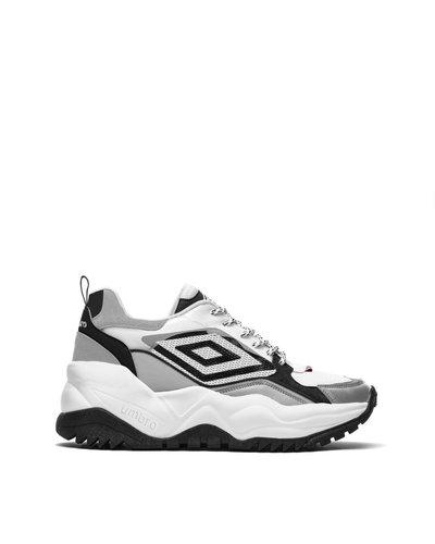 Konseki-5 – Sneakers chunky con design a pannelli