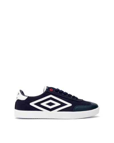 Reborn CVS – Canvas low sneakers